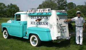 Ice Cream Truck New Jersey Rent Delicious Ice Cream Llc